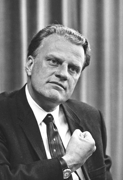Just As I Am Not: A Poet Visits the Billy Graham Library