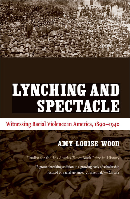 Lynching and Spectacle: Witnessing Racial Violence in the Jim Crow South, 1890-1940 by Amy Louise Wood (Review)