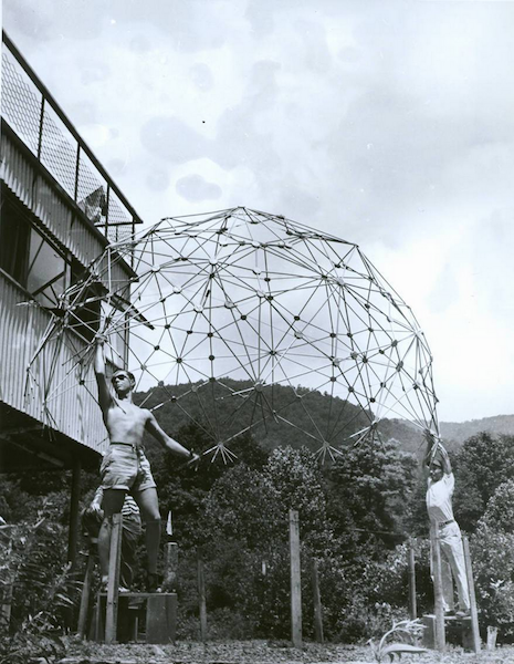 Drinking Deep at Black Mountain College