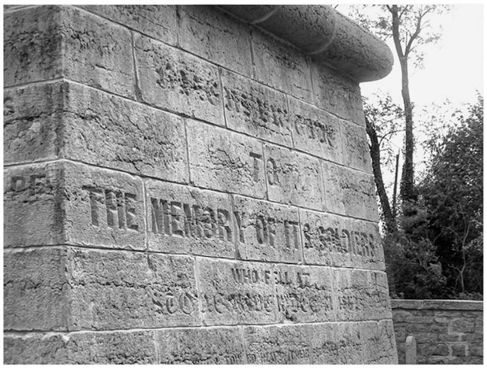 """""""The First of Our Hundred Battle Monuments"""": Civil War Battlefield Monuments Built by Active-Duty Soldiers During the Civil War"""