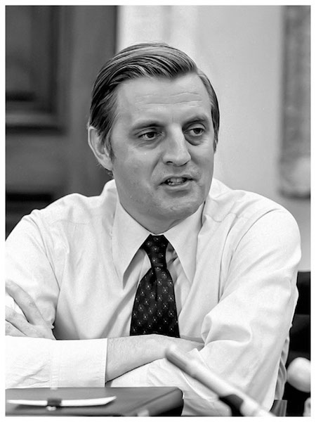 The Mississippi Delegation Debate at the 1964 Democratic National Convention: An Interview with Former Vice President Walter Mondale