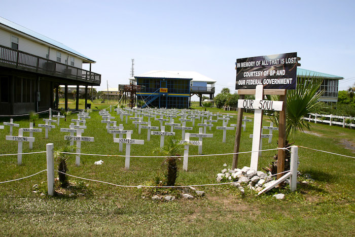 The BP Oil Spill and the End of Empire, Louisiana