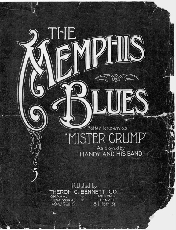 """""""The Best Notes Made the Most Votes"""": W. C. Handy, E. H. Crump, and Black Music as Politics"""