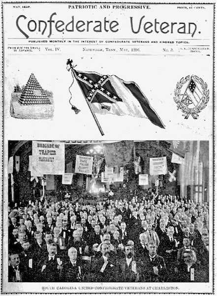 """""""The Great Weight of Responsibility"""": The Struggle over History and Memory in Confederate Veteran Magazine"""