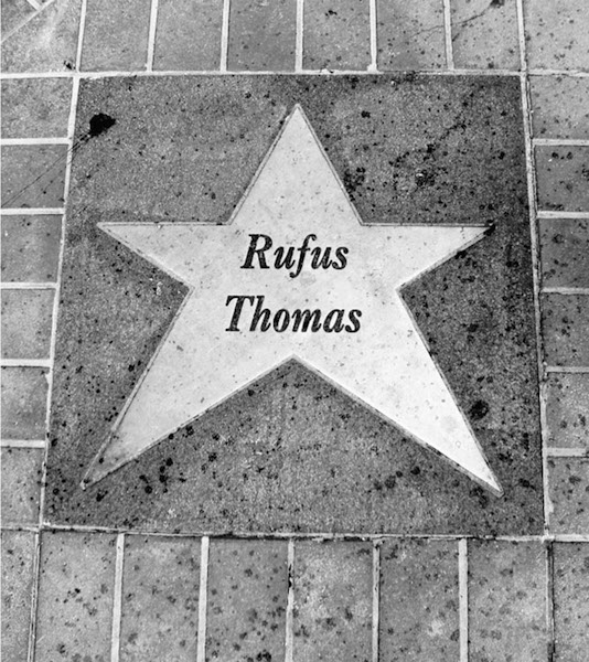 Rufus Thomas, Man of the House of Happiness