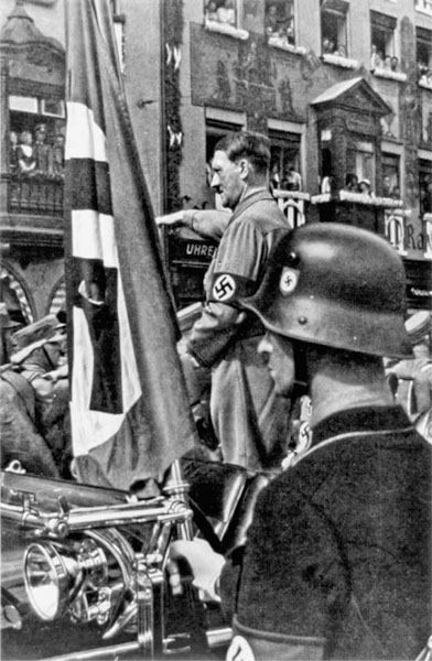 The South in the Shadow of Nazism