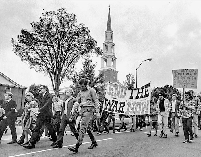 """There Can Be No Business as Usual"": The University of North Carolina and the Student Strike of May 1970"