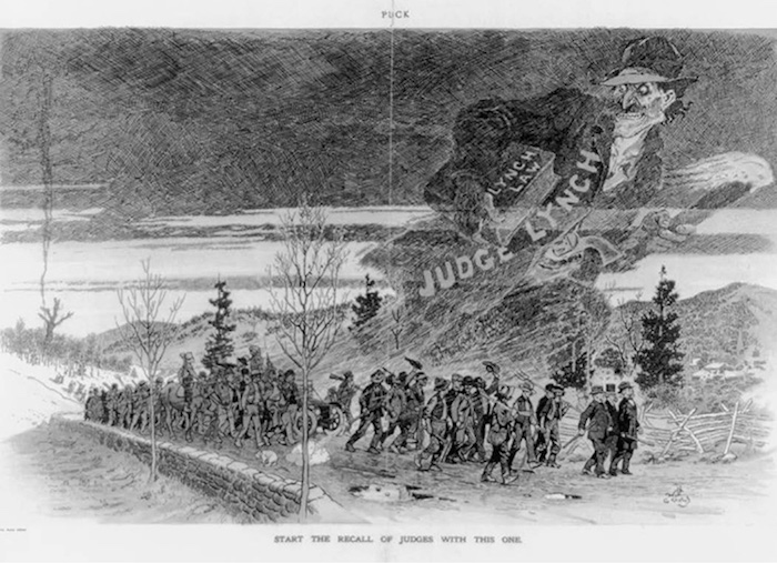 Judge Lynch Denied: Combating Mob Violence in the American South, 1877–1950