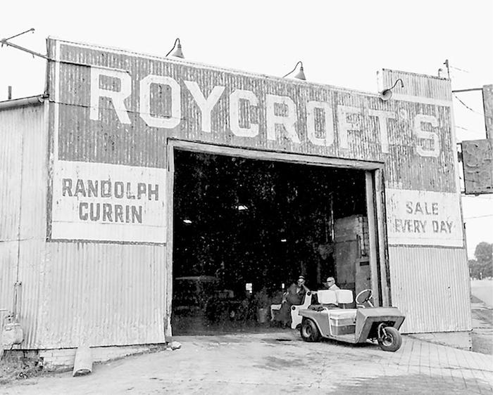 """Pride in Tobacco"": Roycroft's Warehouse, 1982"