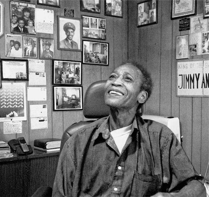 Jimmy Anderson: Natchez Swamp Blues