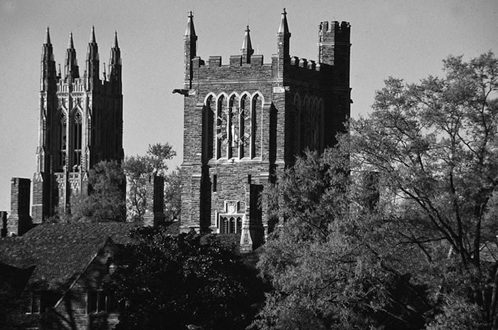 The Discovery of an Architect: Duke University and Julian F. Abele