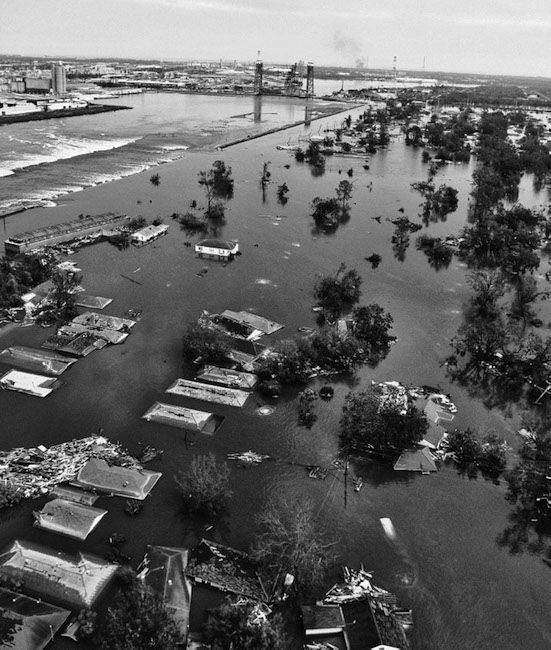 Broken Levees, Broken Lives, and a Broken Nation after Hurricane Katrina