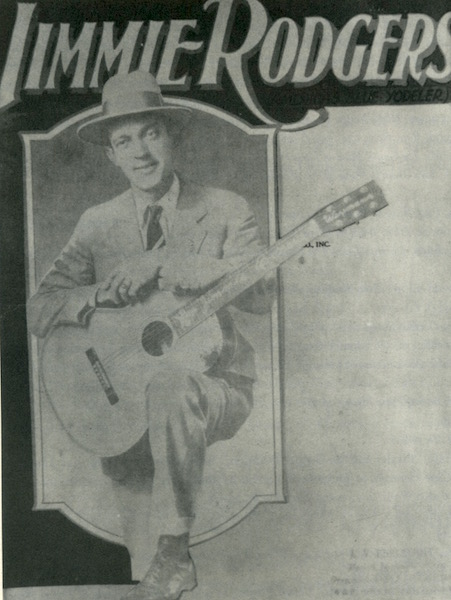 Blue Yodeler: Jimmie Rodgers