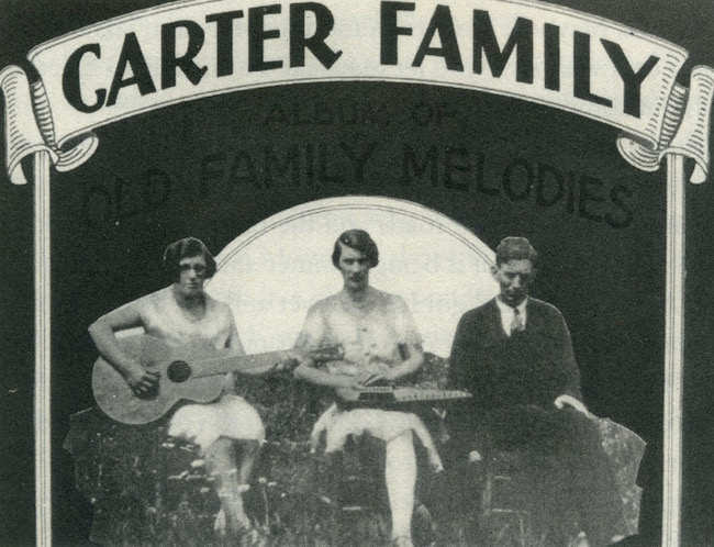 Wildwood Flowers: The Carter Family