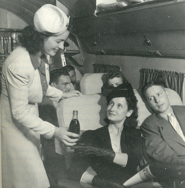 From Smiles to Miles: Delta Air Lines Flight Attendants and Southern Hospitality