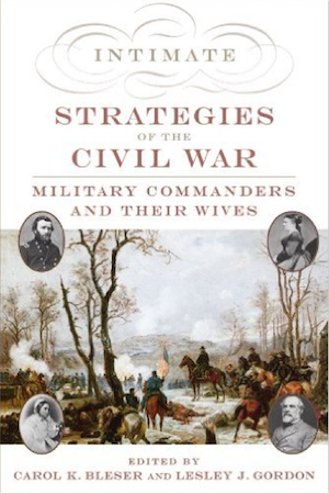 Intimate Strategies of the Civil War: Military Commanders and Their Wives by Carol K. Bleser (Review)