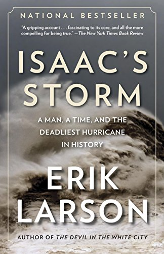 Isaac's Storm: A Man, a Time, and the Deadliest Hurricane in History, and: Galveston and the 1900 Storm: Castastrophe and Catalyst, and: Through a Night of Horrors: Voices from the 1900 Galveston Storm (Review)