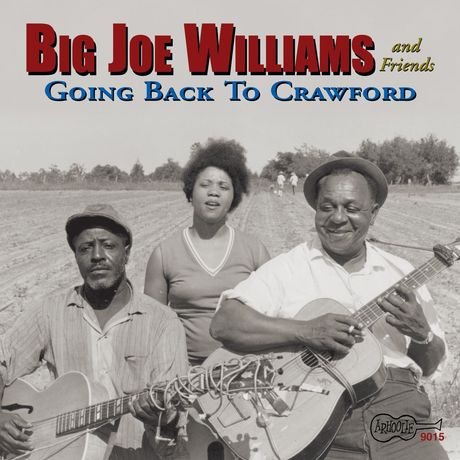 Big Joe Williams and Friends Going Back to Crawford, and: Black Appalachia String Bands, Songsters and Hoedowns (Music Review)