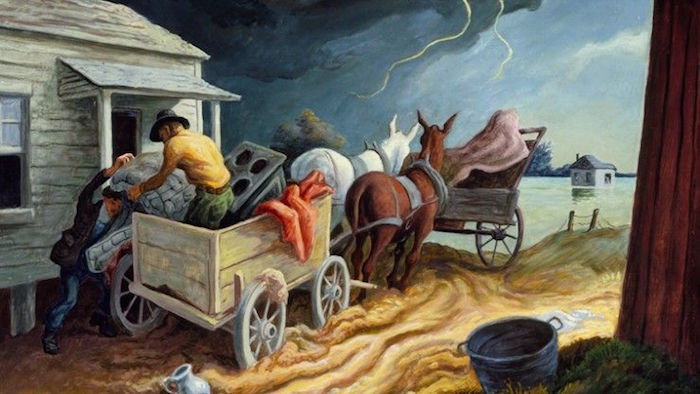 Thomas Hart Benton and the Thresholds of Expression