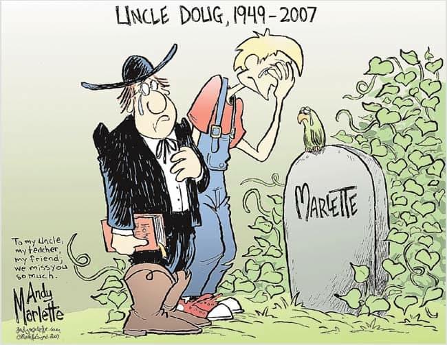 In Memoriam: Doug Marlette