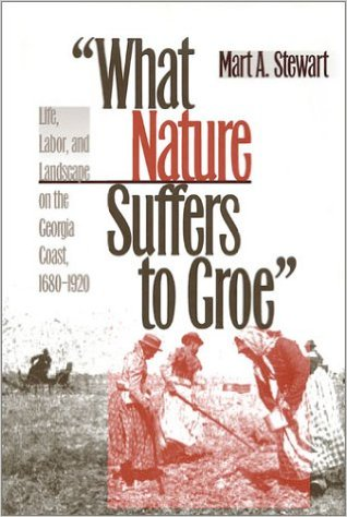 """""""What Nature Suffers to Groe"""": Life, Labor, and Landscape on the Georgia Coast, 1680-1920 by Mart A. Stewart (Review)"""