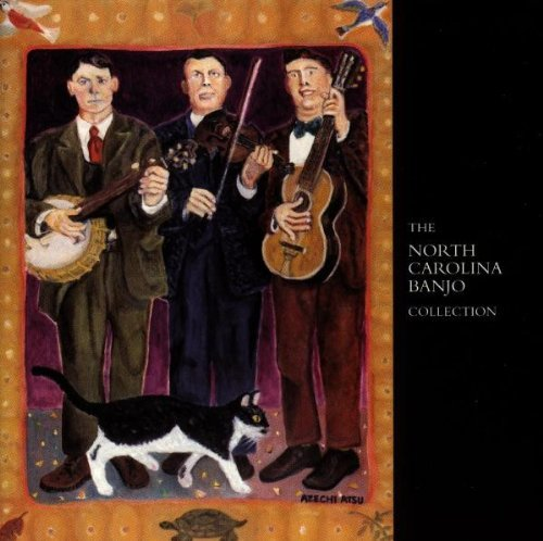 The North Carolina Banjo Collection (Review)