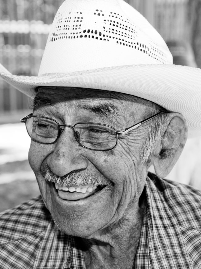 Faces of Time: The Braceros of Ciudad Juárez
