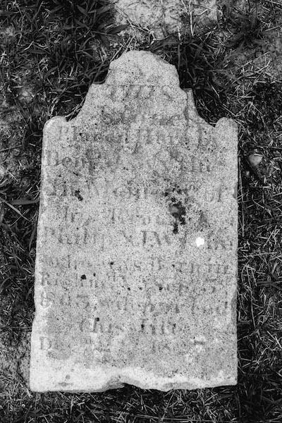 Philip N. J. Wythe's Headstone