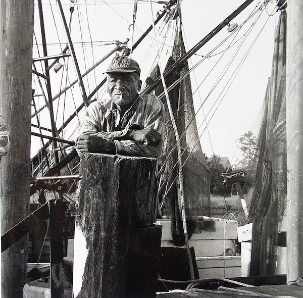 The Fishing Village of McClellanville, South Carolina