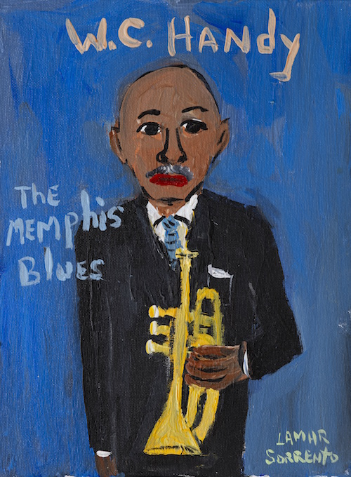 """W. C. Handy and the """"Birth"""" of the Blues"""