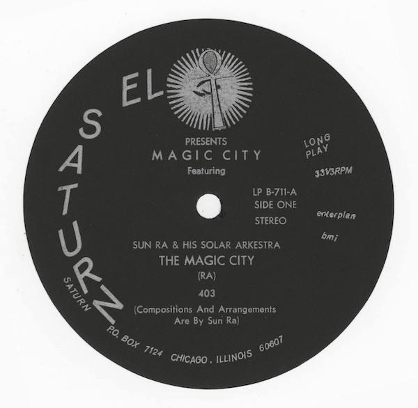 Jazz and the Magic City