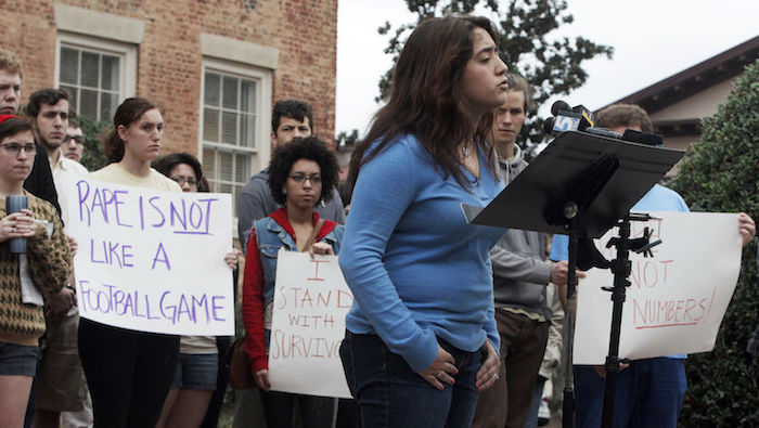 Speaking of Feminism: Andrea Pino